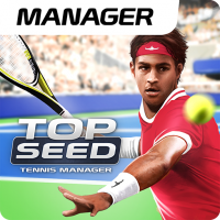 TOP SEED Tennis: Sports Management Simulation Game  2.48.5 APK MOD (Unlimited Everything)