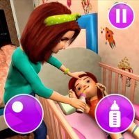 Virtual Mother Game: Family Mom Simulator  1.34 APK MOD (Unlimited Everything)