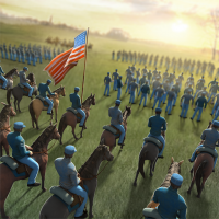 War and Peace Civil War Clash  2021.10.5 APK MOD (Unlimited Everything)