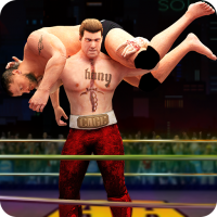 Download Wrestling Rumble Superstar: Extreme Fighting Games 4.5 APK MOD (Unlimited Everything)