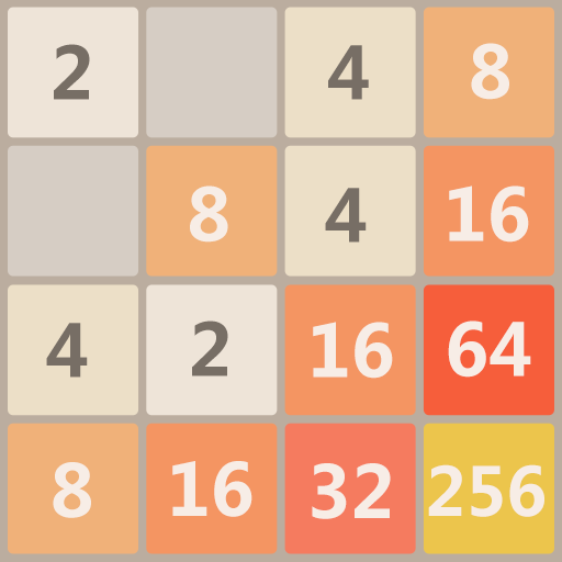 2048 Charm Classic & Free, Number Puzzle Game 5.2502 (Mod)
