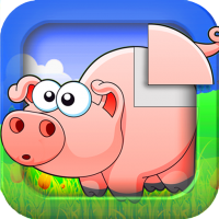 Download Animal sounds puzzle HD 1.0 APK PRO (Unlimited Everything)
