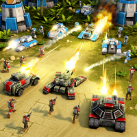 Art of War 3 PvP RTS strategy game modern warfare 1.0.93 APK MOD (Unlimited Everything)