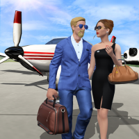 Download Billionaire Dad Luxury Life Virtual Family Games 1.1.3 APK MOD (Unlimited Everything)