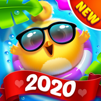Bird Friends Match 3 & Free Puzzle  1.8.6 APK MOD (Unlimited Everything)