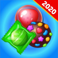 Candy Bomb – Match 3 &Sweet Candy   APK MOD (Unlimited Everything) APK MOD (Unlimited Everything)