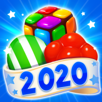Candy Witch Match 3 Puzzle Free Games 16.8.5039 APK MOD (Unlimited Everything)