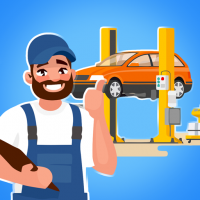 Download Car Fix Tycoon 1.4.0 APK MOD (Unlimited Everything)