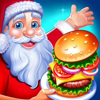Christmas Fever Cooking Games Madness 1.1.4 APK MOD (Unlimited Everything)
