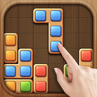 Download Color Wood Block Puzzle – Free Fun Drop Brain Game 1.4.5 APK MOD (Unlimited Everything)