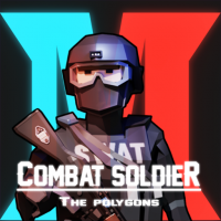 Download Combat Soldier – The Polygon 0.30 APK MOD (Unlimited Everything)