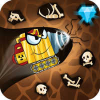 Download Digger Machine: dig and find minerals 2.7.5 APK MOD (Unlimited Everything)