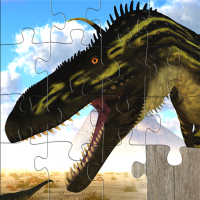 Download Dinosaurs Jigsaw Puzzles Game – Kids & Adults 26.2 APK MOD (Unlimited Everything)