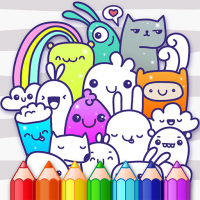 Download Doodle Coloring Book 1.2 APK MOD (Unlimited Everything)