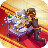 Doorman Story Hotel team tycoon, time management  1.10.2 APK MOD (Unlimited Everything)
