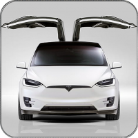 Download Electric Car Simulator 2021: City Driving Model X 1.6 APK PRO (Unlimited Everything)