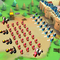 Empire Defense Age of Stick War & Tower Defense  32 APK MOD (Unlimited Everything)