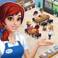 Food Street Restaurant Management & Cooking Game  0.55.6 APK MOD (Unlimited Everything)