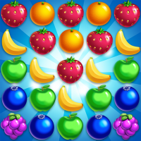 Fruits Mania Elly's travel  21.0827.00 APK MOD (Unlimited Everything)