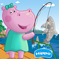 Download Funny Kids Fishing Games 1.1.1 APK MOD (Unlimited Everything)
