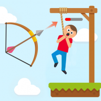 Gibbets-Bow Master! Bow & Arrow games  2.4.8 APK MOD (Unlimited Everything)