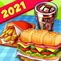 Download Hell's Cooking: crazy burger, kitchen fever tycoon 1.43 APK PRO (Unlimited Everything)