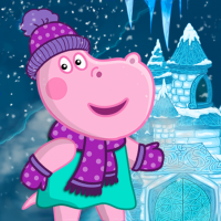 Download Hippo's tales: Snow Queen 1.2.2 APK MOD (Unlimited Everything)