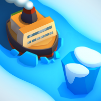 Icebreakers – idle clicker game about ships  0.96 APK MOD (Unlimited Everything)