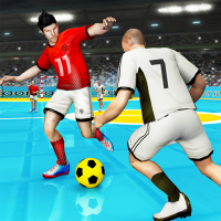 Indoor Soccer Games: Play Football Superstar Match 113 APK MOD (Unlimited Everything)