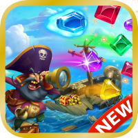 Download Jewel Pirates – Match 3 1.05 APK MOD (Unlimited Everything)