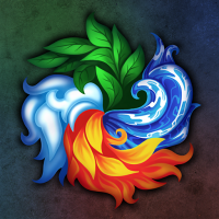 Download Masters of Elements-CCG game + online arena & RPG 6.6.8 APK MOD (Unlimited Everything)