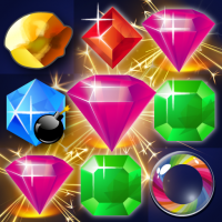 Download Match 3 Jewels 1.28 APK PRO (Unlimited Everything)