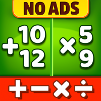 Download Math Games – Addition, Subtraction, Multiplication 1.0.5 APK PRO (Unlimited Everything)