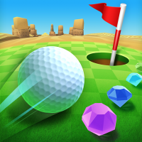 Mini Golf King Multiplayer Game  3.52 APK MOD (Unlimited Everything)