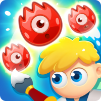 MonsterBusters: Match 3 Puzzle  1.3.88 APK MOD (Unlimited Everything)