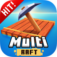 Download Multi Raft 3D: Survival Game on Island 2.4 APK MOD (Unlimited Everything)