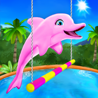 My Dolphin Show  4.38.4 APK MOD (Unlimited Everything)