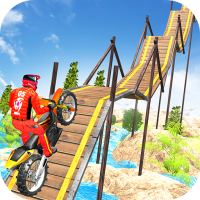 Download New Bike Racing Stunt 3D : Top Motorcycle Games 0.1 APK MOD (Unlimited Everything)