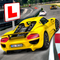 Download Race Driving License Test 2.1.2 APK PRO (Unlimited Everything)