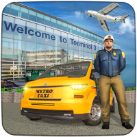 Download Real Taxi Airport City Driving-New car games 2020 1.8 APK PRO (Unlimited Everything)