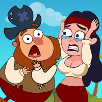 Download Save The Pirate! Make choices – decide the fate 1.1.16 APK MOD (Unlimited Everything)