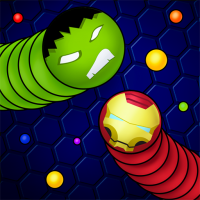 Snaky .io – Slither Battle With Masks  6.1.8 APK MOD (Unlimited Everything)