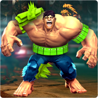 Street King Fighter: Super Heroes 1.10 APK MOD (Unlimited Everything)