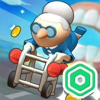 Download Strong Granny – Win Robux for Roblox platform 3.0 APK PRO (Unlimited Everything)