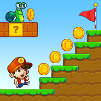 Download Super Jack's World – Free Run Game 1.28 APK PRO (Unlimited Everything)