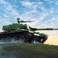 Tank Force Free games about tanki online PvP  4.63 APK MOD (Unlimited Everything)