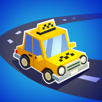 Taxi Run Crazy Driver  1.40 APK MOD (Unlimited Everything)