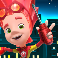 Download The Fixies Town Games for Kids! Girl and Boy Games APK MOD (Unlimited Everything)