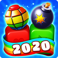 Toy Cubes Pop 2021 6.90.5052 APK MOD (Unlimited Everything)
