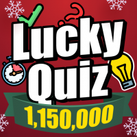 Trivia game & 40k+ quizzes, free play – Lucky Quiz  1.721 APK MOD (Unlimited Everything)